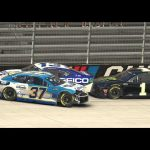 Ryan Preece triggers early wreck at virtual Bristol | iRacing Pro Series Invitational