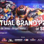 Virtual Race 4 hits Misano as MotoGP™ is joined by MotoE™