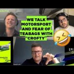 "The MotorMouth Podcast Episode 26 with the voice of F1, David Croft ""Crofty"""