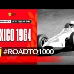 #RoadTo1000 - Mexican GP 1964