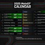 2020 FIM Enel MotoE™ World Cup calendar confirmed