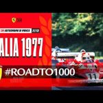 #RoadTo1000 - Italian GP 1977