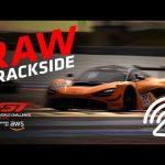 RAW 4K GT3 TRACKSIDE FOOTAGE - Circuit Paul Ricard (no music)