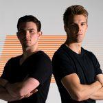 O'Ward, Askew Form Fast Friendship as Rising Stars with Arrow McLaren SP