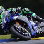 Beaubier Fastest Amid Soggy Road Atlanta Practice