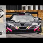 Stunning McLaren F1 GTR Long Tail's awesome Goodwood dash