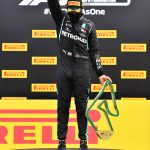 'INSPIRING FOR ME' Lewis Hamilton insists he will 'never forget' his 'Black Power' salute on podium as F1 star fights for equality