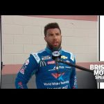Bubba Wallace after Michael McDowell contact: 'What a joke he is' | NASCAR at Bristol
