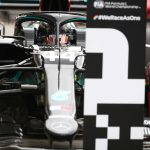 LEW BEAUTY Hungarian GP qualifying results: Lewis Hamilton takes 90th pole of his career with Mercedes team-mate Bottas in P2