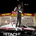 Newgarden Ends Iowa Pole Jinx with Dominant Victory to Ensure Penske Weekend Sweep