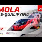 PRE-QUAL- IMOLA - AWS GTWC EUROPE 2020 - ENGLISH