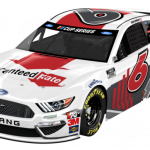 Roush Fenway Adds New Backer For Newman's No. 6