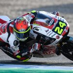 Suzuki bags a hat-trick of Moto3™ pole positions
