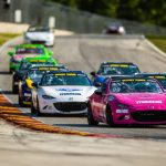 Mazda MX-5 Cup Sets Revised Schedule