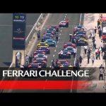 Ferrari Challenge North America – Indianapolis 2020, Coppa Shell Race 1