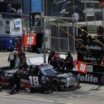 NASCAR Modifies Pit Procedure For Gateway Truck Race