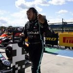 'Qualifying is about confidence... it was a real struggle out there': Lewis Hamilton delighted with his recovery after taking pole at the British Grand Prix despite spinning early on at Silverstone