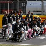 Kevin Magnussen joins 'Original Six' and becomes seventh F1 driver NOT to kneel in pre-British Grand Prix 'Black Lives Matter' protest after Sebastian Vettel hit out at race chiefs for embarrassing lack of organisation during Hungarian GP demonstration