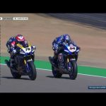 Highlights from the action-packed Tissot Superpole Race at Aragon!