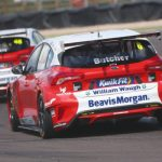MOTORBASE ON A HIGH AFTER PODIUMS FOR NEW FORD FOCUS MACHINES