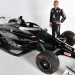 U.S. Space Force Joins Carpenter for Indy 500