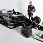 U.S. Space Force Backing Carpenter During Indy 500