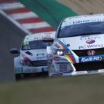 LOCAL MAN HILL LEADS THE WAY AT BRANDS HATCH