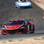 Blackstock & Hindman Deliver For Racers Edge