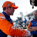 Dixon, New Engineer Cannon Firing on All Cylinders at Indy