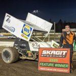 Goetz Leads Skagit Speedway Winners