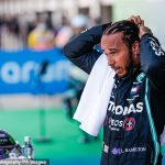 'Toto's future doesn't determine whether I stay': Lewis Hamilton will NOT let possible departure of team boss Wolff stand in the way of signing new £40m-a-year Mercedes contract