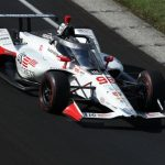 Marco Andretti Leads The Way At 231.351