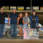 Sproul Continues Dodge City Modified Supremacy