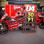 Ducati reach a half century of MotoGP™ victories