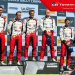 Who is Toyota Gazoo Racing WRT's best driver?
