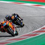 Moto2™: Marini, the leader; Martin, the dark horse