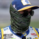 Elliott Earns Pole For First Dover Round