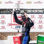 Mayer Conquers The Monster Mile Again