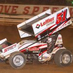 Rahmer Roars At Williams Grove