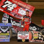 Jake Bubak Proves Dominance at Dodge City Raceway Park for Sprint Car Nationals Opener Night with United Rebel Sprint Series