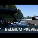 2020 F1 Belgian Grand Prixview - Pierre Gasly & Daniil Kvyat