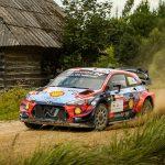 Form book favourite Tänak cautious over Rally Estonia