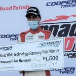 Devlin DeFrancesco Nabs Indy Pro 2000 Pole