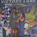 Garrett Aitken Gains First Career POWRi WAR Win at Tri-City Speedway