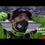 Kaulig Racing teammates react to Daytona finish | NASCAR