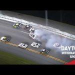 Kaulig Racing teammates battle, wreck, win in final laps at Daytona   NASCAR