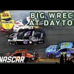 Big wrecks and highlights from the Coke Zero 400 at Daytona International Speedway | NASCAR