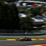 Renault engine really fast at Spa