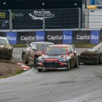 GRONHOLM TAKES HOME WIN IN FINLAND