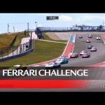 Ferrari Challenge North America – COTA 2020, Coppa Shell Race 2